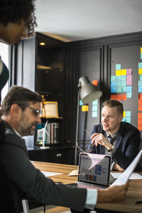 Client, Entrepreneur, Idea Owner